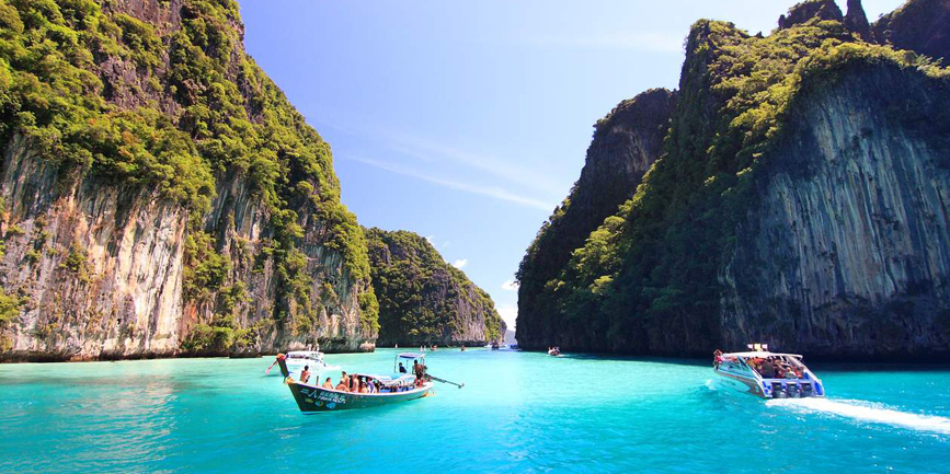 6D BANGKOK – PHUKET – PHI-PHI ISLAND | Start From: IDR 13.400.000 ...
